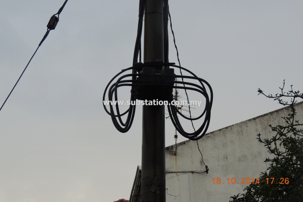 Completed Termination for 400A Black Box