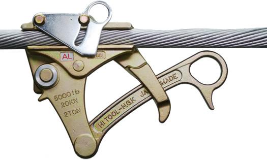 For Bare ACSR, AL & Copper Cable